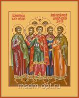 Собор мучеников Кесарийских (арт. 04684)