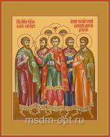 Собор мучеников Кесарийских (арт. 04684-2)