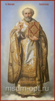 Николай чудотворец, архиепископ Мир Ликийских, святитель, икона (арт.04724)