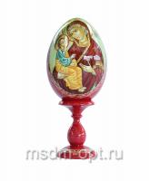_Яйцо пасхальное «Божия Матерь» малое (арт.38934)