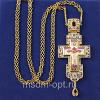 Крест с цепью (арт.32712)