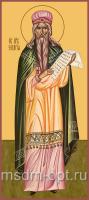 Святой праведный Захария, икона (арт.04855)