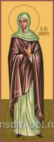 Святая праведная Елисавета, икона (арт.04856)