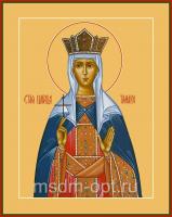 Тамара благоверная царица, икона (арт.00488)