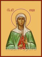 Ариадна Промисская мученица, икона (арт.00555)