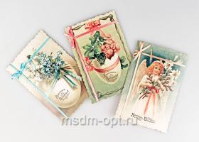 Подарочная открытка в ассортименте (арт.35169 )