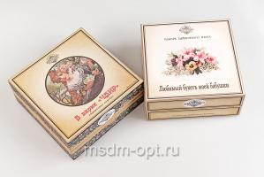 Музыкальная коробка «Цветущий май» (арт.33405-2)