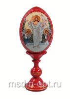 _Яйцо Пасхальное «Спаситель» малое (арт.37354)