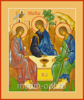 Святая Троица икона (арт.06113)