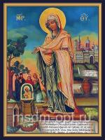 Геронтисса икона Божией Матери (арт.06206)