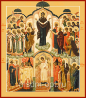 Покров икона Божией Матери (арт.06213)