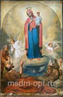 Всех скорбящих Радость икона Божией Матери (арт.06214)