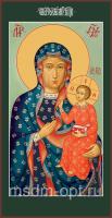 Ченстоховская икона Божией Матери (арт.06216 с-2)