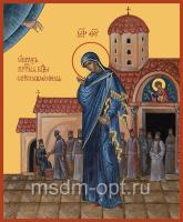 Светоявленная икона Божией Матери (арт.06217)