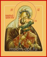 Взыграние Младенца икона Божией Матери (арт.06220)