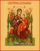 Всецарица икона Божией Матери (арт.06221)