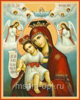 Достойно Есть (Милующая) икона Божией Матери (арт.06222)