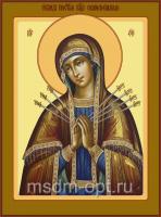 Семистрельная икона Божией Матери (арт.06244)