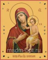 Воспитание икона Божией Матери размер 240 х 300 мм, ковчег (арт.97-06256)