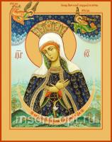 Остробрамская икона Божией Матери (арт.06259)