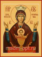 Неупиваемая чаша икона Божией Матери (арт.06268)