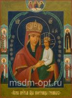 Споручница грешных икона Божией Матери (арт.06274)