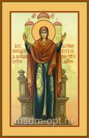 Нерушимая Стена икона Божией Матери (арт.06282)