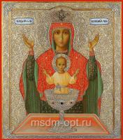 Неупиваемая чаша икона Божией Матери (арт.06313)