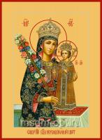 Неувядаемый Цвет икона Божией Матери (арт.06328)