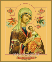 Страстная икона Божией Матери (арт.06333)