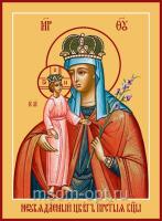 Неувядаемый Цвет икона Божией Матери (арт.06362)