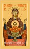 Неупиваемая чаша икона Божией Матери (арт.06363)