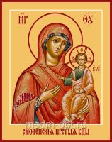 Смоленская икона Божией Матери (арт.06375)