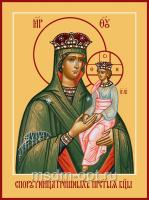 Споручница грешных икона Божией Матери (арт.06376)