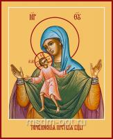 Теребенская (Теребинская) икона Божией Матери (арт.06381)