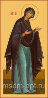 Деисусная икона Божией Матери (арт.06388)