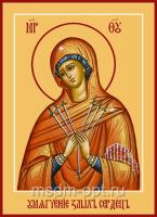 Умягчение злых сердец икона Божией Матери (арт.06393)