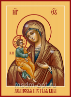 Холмская икона Божией Матери (арт.06397)