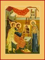 Лука апостол, икона (арт.06438)
