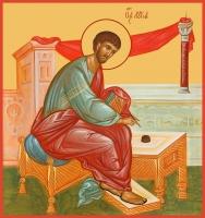 Лука апостол, икона (арт.06453)