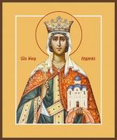 Людмила мученица, княгиня чешская, икона (арт.06513)