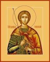 Димитрий Солунский великомученик, икона (арт.06518)