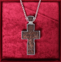 Крест с цепью (арт.37518)