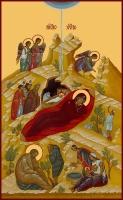Рождество Христово, икона (арт.06667)