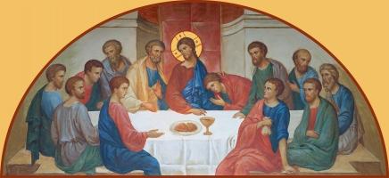 Тайная Вечеря, икона (арт.06695)
