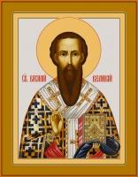 Василий Великий святитель, икона (арт.06711)