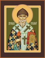 Спиридон Тримифунтский святитель, икона (арт.06723)