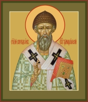 Спиридон Тримифунтский святитель, икона (арт.06727)