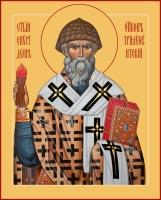 Спиридон Тримифунтский святитель, икона (арт.06771)