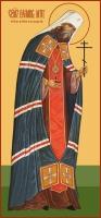 Владимир (Богоявленский) митрополит Киевский и Галицкий, священномученик, икона (арт.06772)